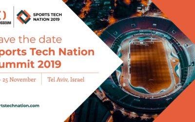 TBF featured at Sports Tech Summit in Tel Aviv