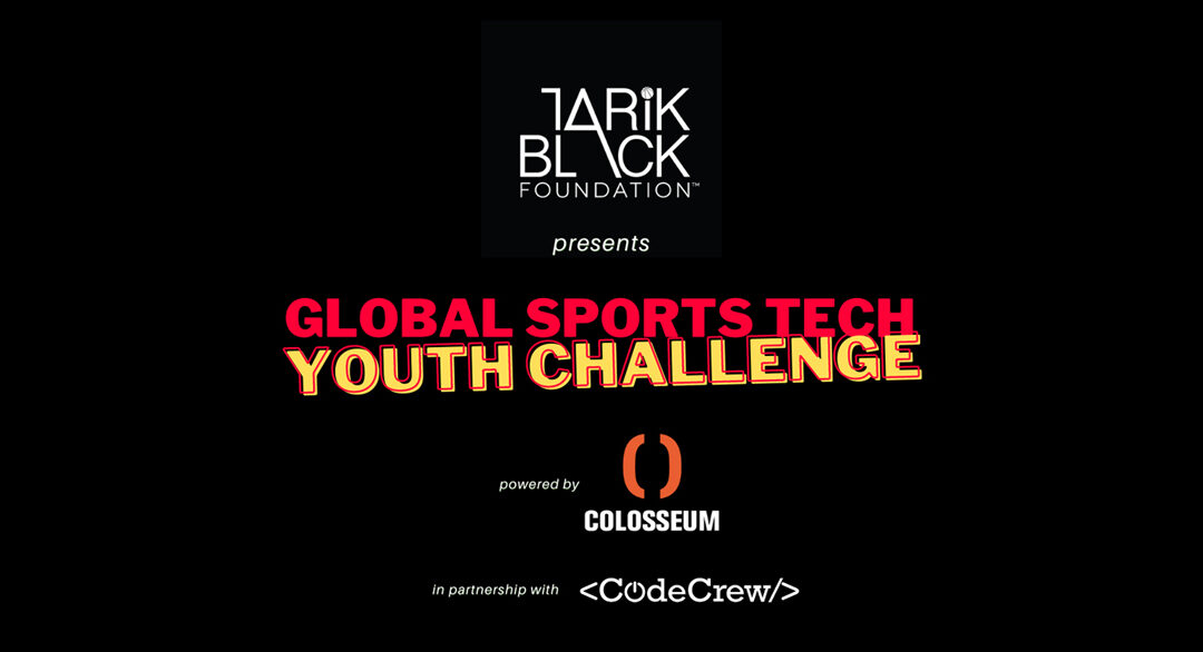 Congratulations to the winners of Global Sports Tech Youth Challenge