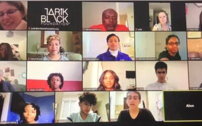 Taking Back The Future Social Justice Entrepreneurship Program offers students global education